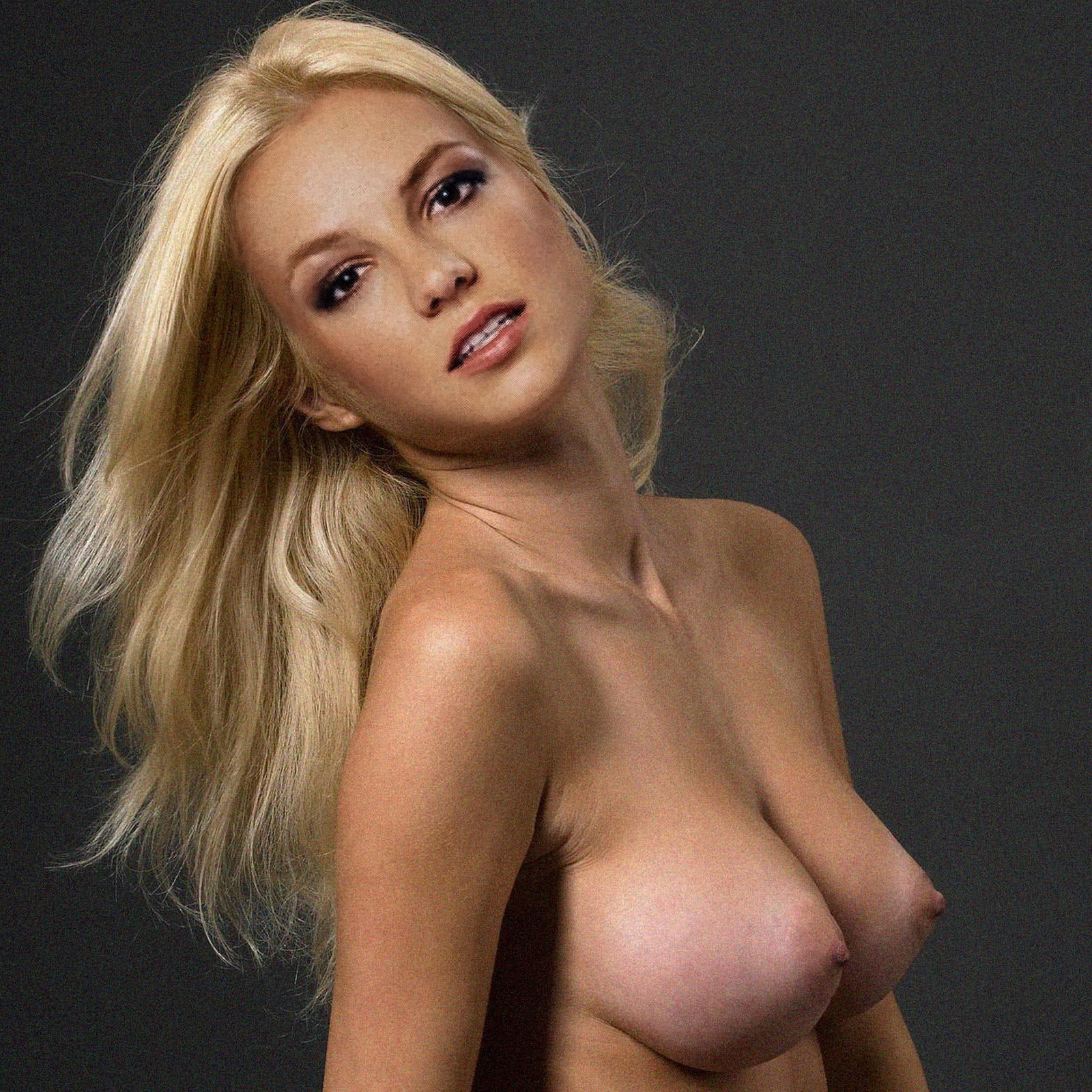 Britney Spears young and nude