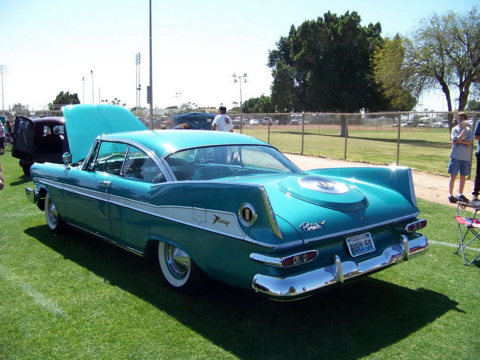 1959 Plymouth Fury Classic Car Pictures
