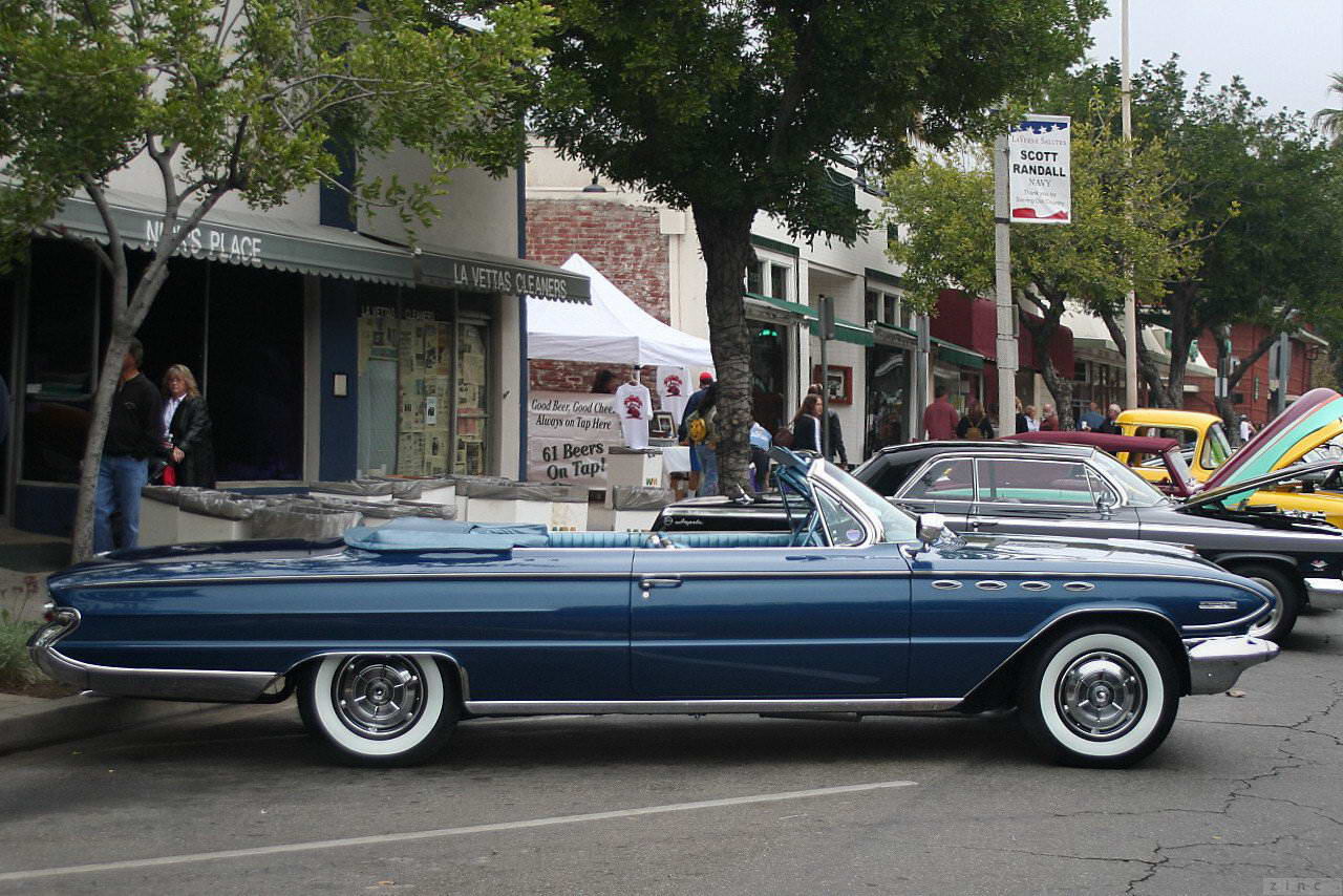Cars For Sale Buick Electra 225 Convertible 1962.html