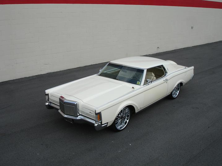 1971 lincoln continental mark iii classic car pictures. Black Bedroom Furniture Sets. Home Design Ideas