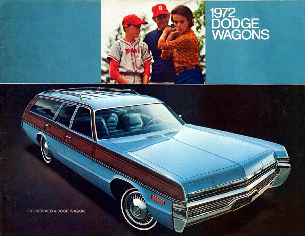 1972 Dodge Monaco. Posted by mas_ood Labels: Dodge Brochure Photos