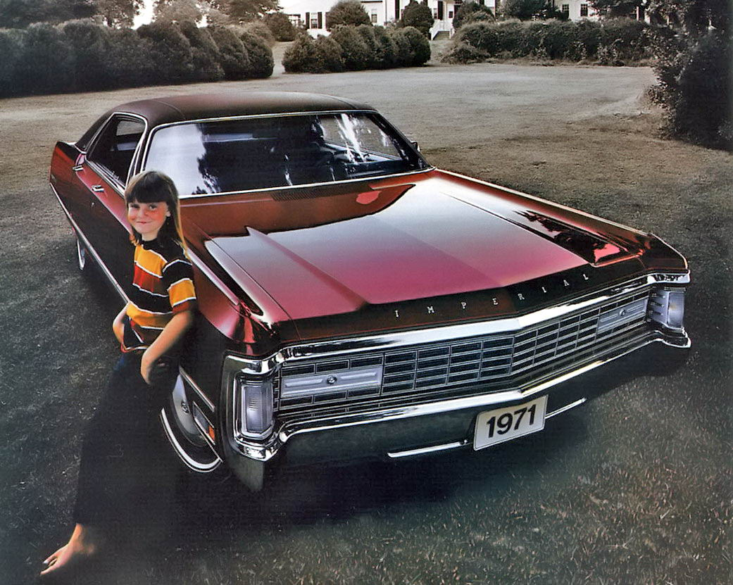 1971 Imperial Lebaron Classic Car Pictures