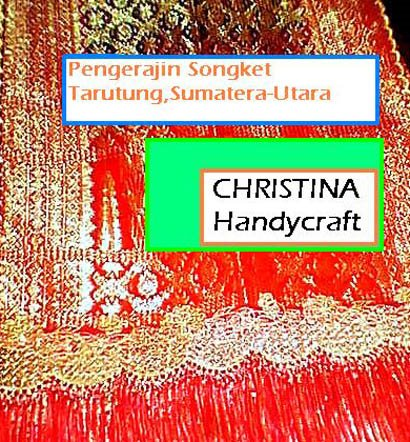SONGKET TARUTUNG,SUMATERA-UTARA