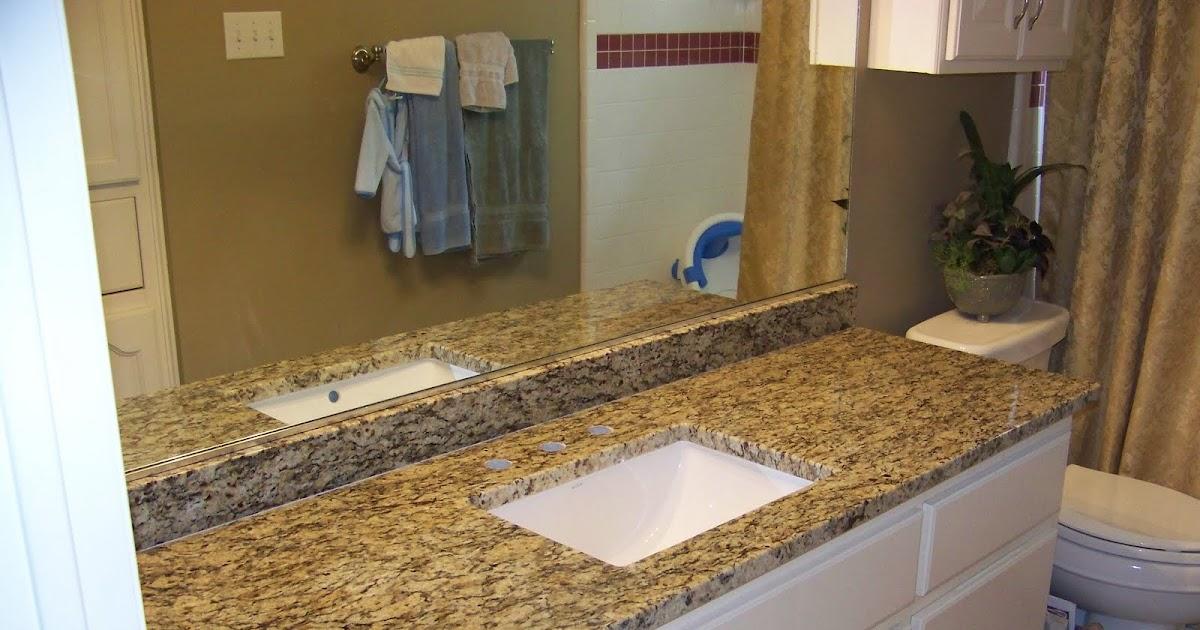 Hill Country Granite Bathrooms Need Granite Too