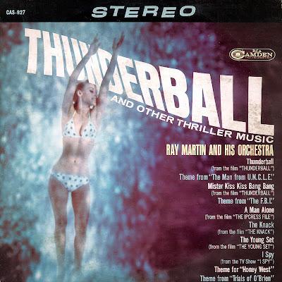 Billy Strange Thunderball
