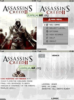 Download Assassins Creed 2 Untuk HP Touch Screen