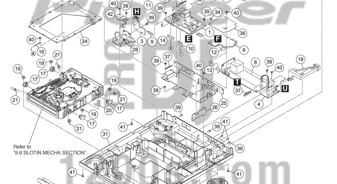 dj pro audio  u0026 service  repairs  pioneer cdj2000 exploded
