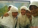 Sofi, Chany, Me, Diana and Dinda