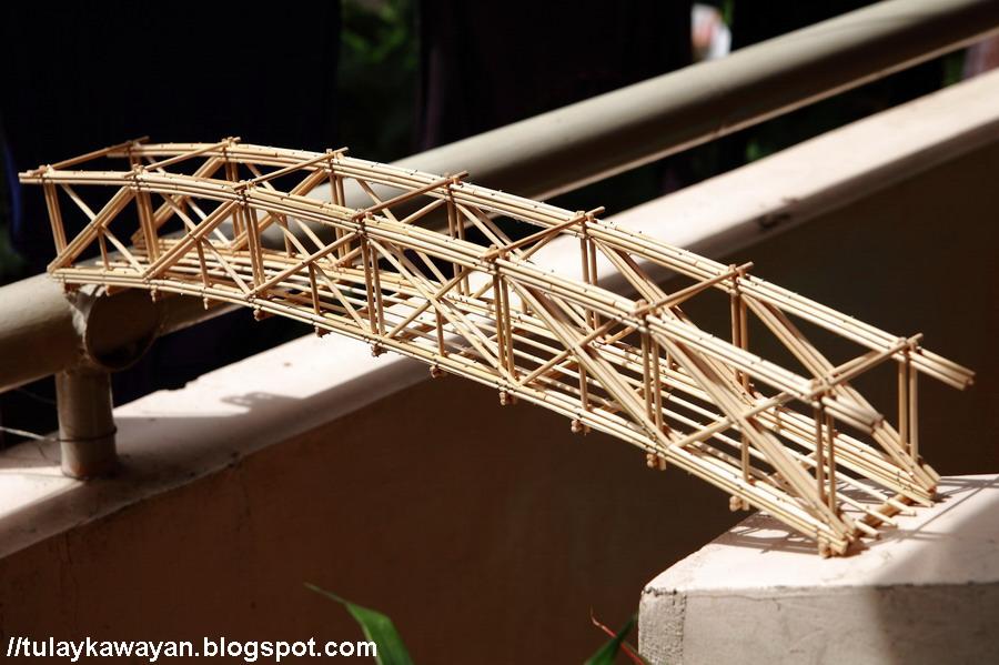 Truss Toothpick Bridge Designs The