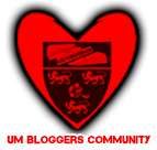 um blogger
