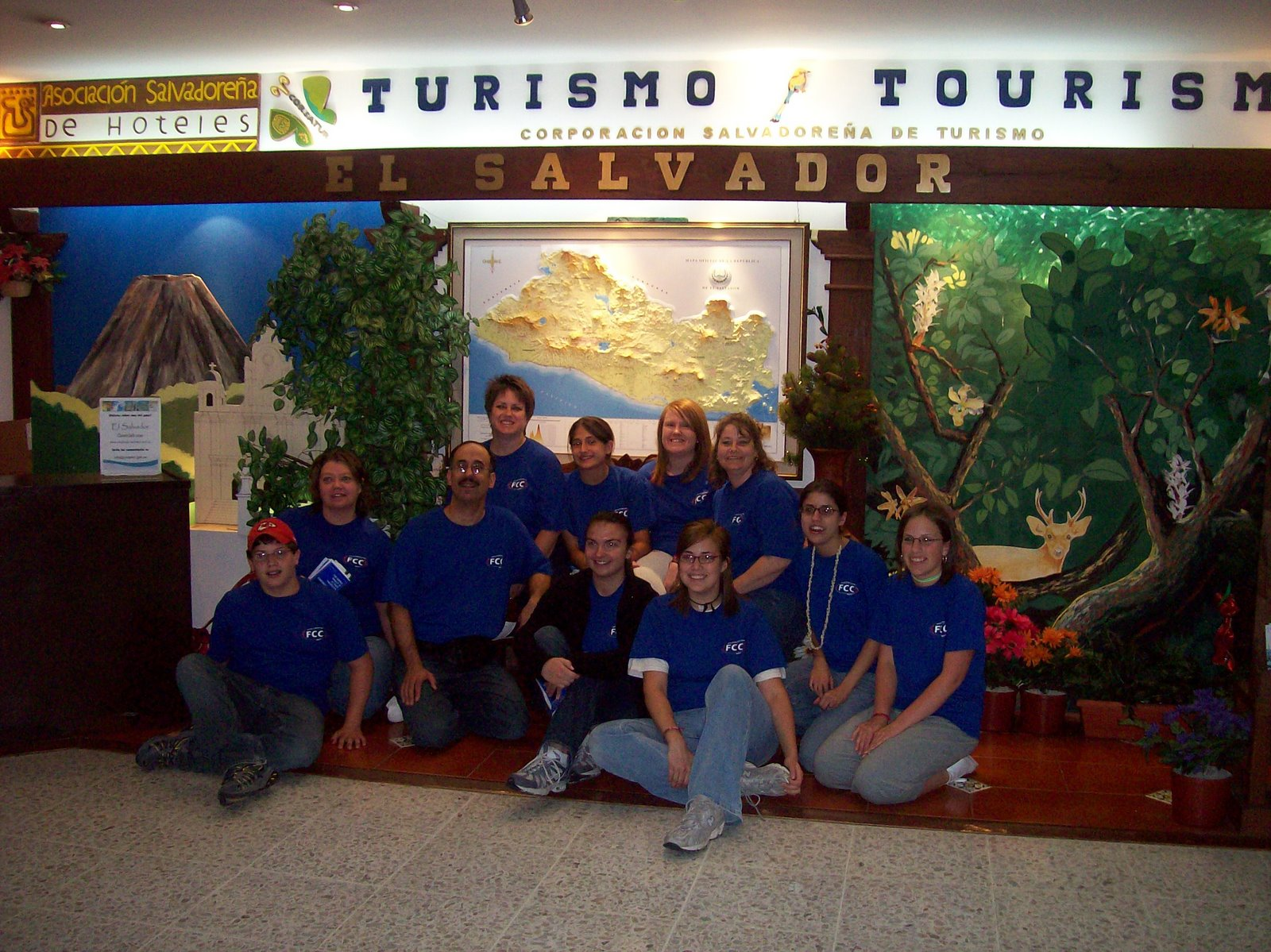 El Salvador Team