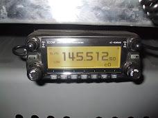 O Meu rádio Dual Band em móvel é um ICOM 2820