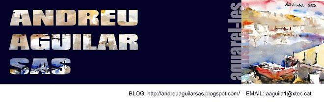 AQUAREL·LES DE L'ANDREU AGUILAR SAS I AMICS