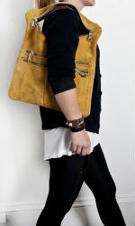 Mode voor morgen gerecyclede postzakken naar een hoger plan - Mode stijl amerikaans ...