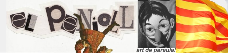El Penjoll, art de paraula COMARQUES CENTRALS