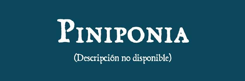 Piniponia