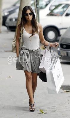 Lx fashion daily: Spanish it Girl- Sara Carbonero