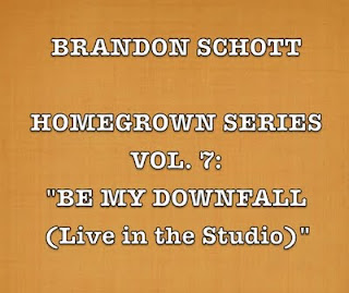 Brandon Schott - Homegrown Recordings Vol. 7