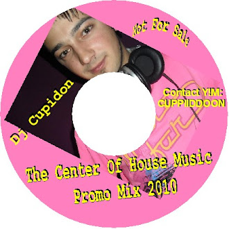 Dj Cupidon - The Center Of House Music