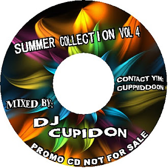 Dj Cupidon - Summer Collection VOL 4