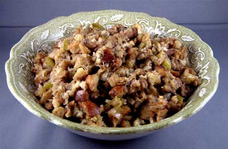 Food Recipes: Turkey STUFFING