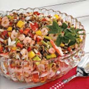 Food recipes fish salad recipe for Fish salad recipes