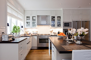 Home design ideas: New England Style Kitchen