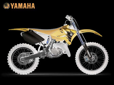 Yamaha YZ 125 Pictures