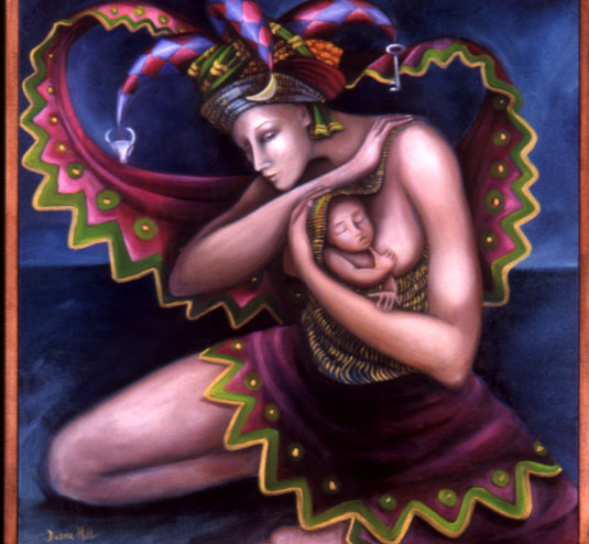 Debra Hill   Australian Magic Realism painter