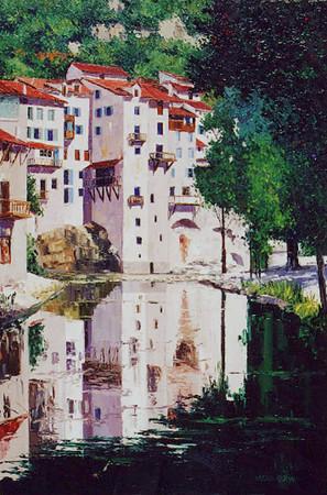 Barbara McCann | American Landscape painter