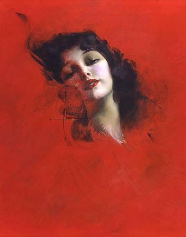 Rolf Armstrong 1889-1960 | American Pin-up painter