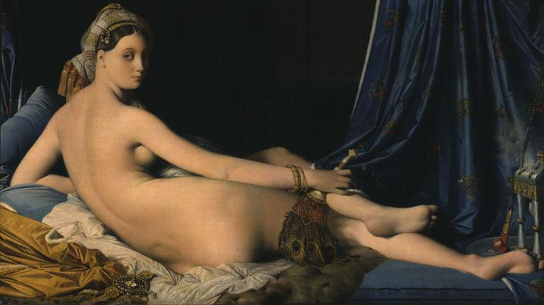 Jean Auguste Dominique Ingres 1780-1867