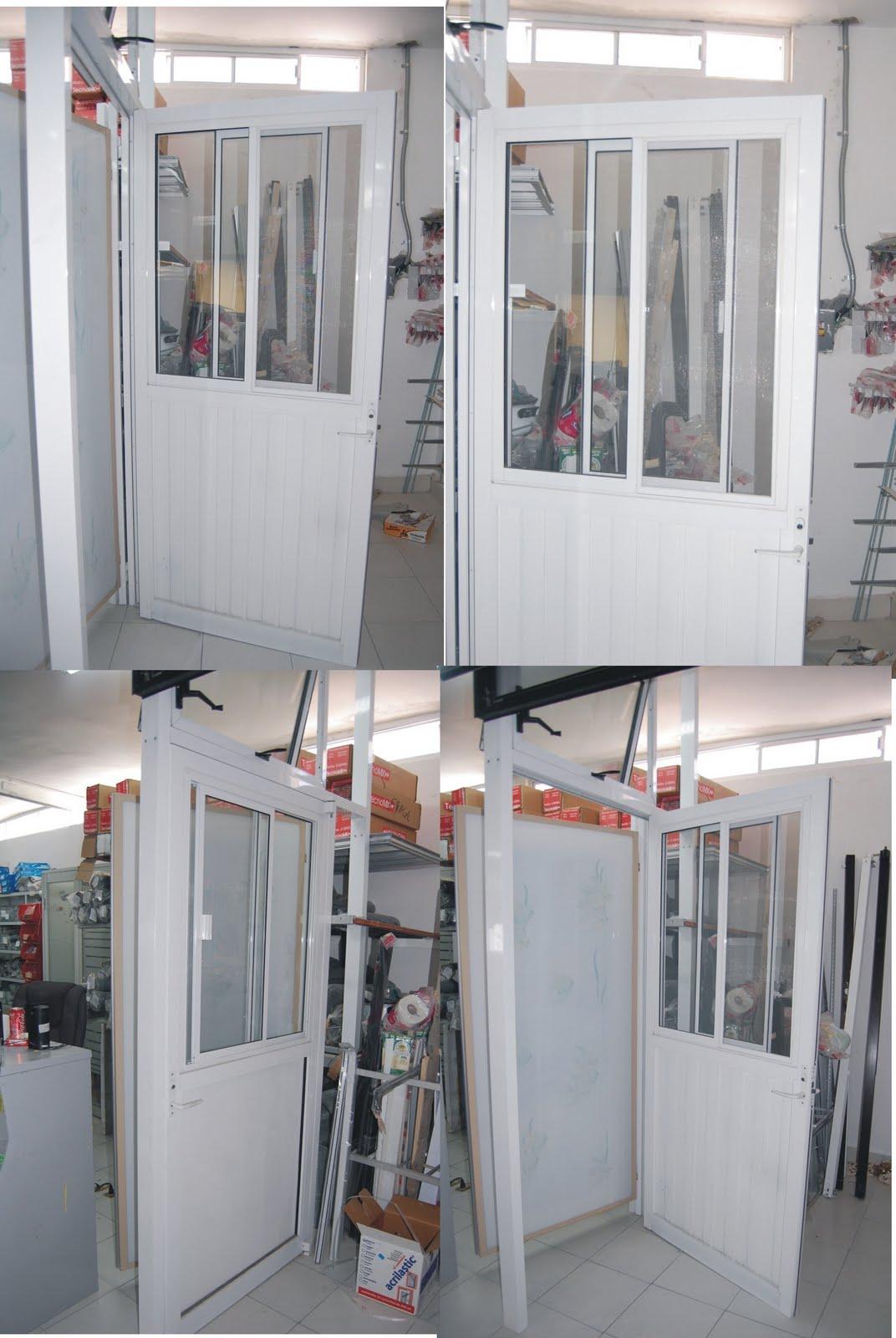 Puertas De Baño Biseladas:VENTANAS Y PUERTAS TÉRMICAS: puerta interior para lavanderia