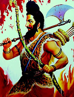 hinduism evolution theory parshurama avatar
