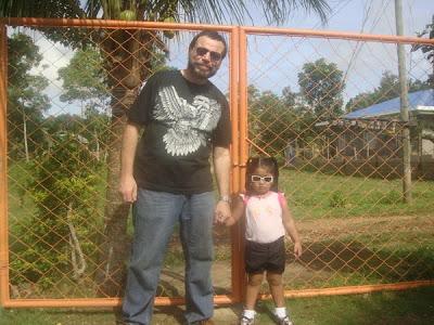 The Kano and niece JalAmiel