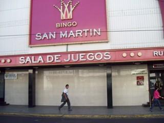 Bingo San Martín