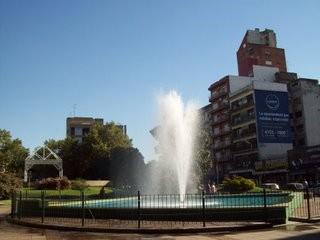 Fuente de la Plaza San Martín
