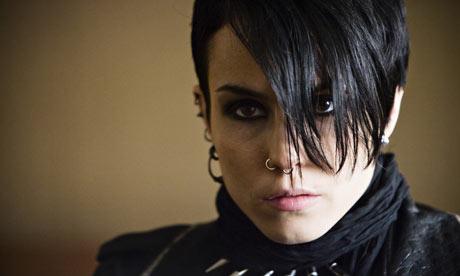 Movie Review: The Girl with the Dragon Tattoo (2010) - 4 stars