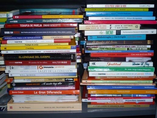LOS LIBROS DE AUTOAYUDA... ¿AYUDAN?