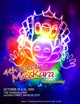 ELECTRIC MASSKARA 2010