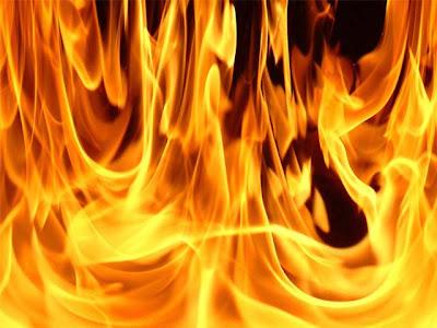 Loji Minyak di Kemaman Terbakar
