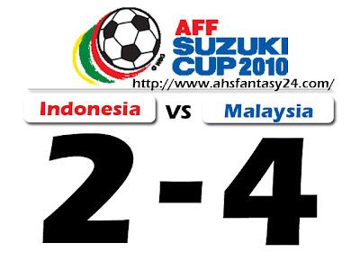 Malaysia Juara Mutlak Piala AFF Suzuki 2010