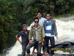 Air Terjun Sibabo