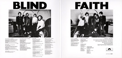 Blind Faith - Selftitled (Classic Album UK 1969)
