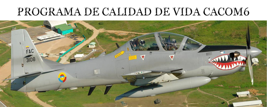 PROGRAMA DE CALIDAD DE VIDA CACOM6