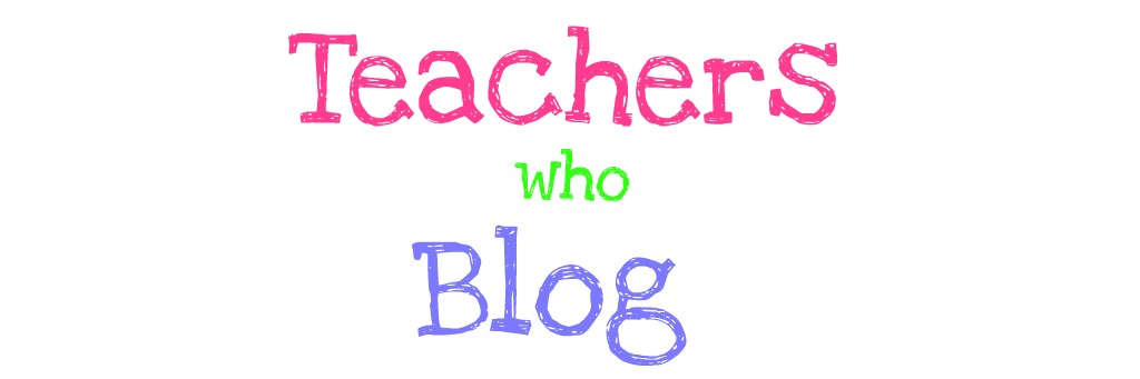 Teachers Who Blog