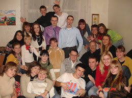 Most of those who came to my birthday party on Nov. 16th