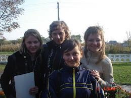 Bugkivka Village School