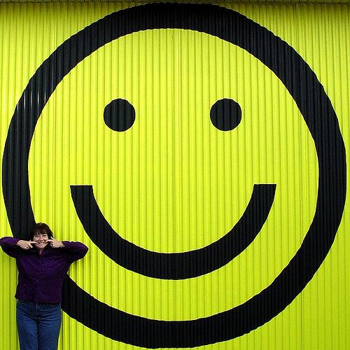 Gülümseyin!