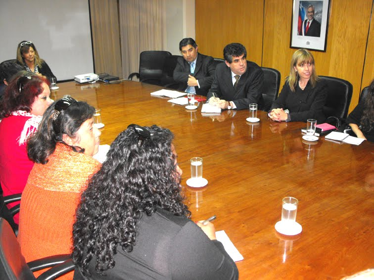 Noticias en visita de subsecretario del interior for Subsecretario del interior